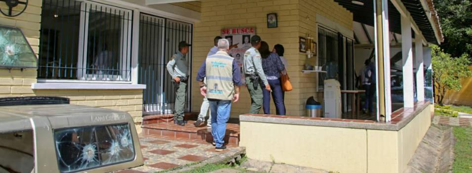Autoridades cerraron museo de Pablo Escobar en Las Palmas