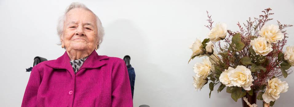 Doña Teresa, la mujer más longeva de Envigado
