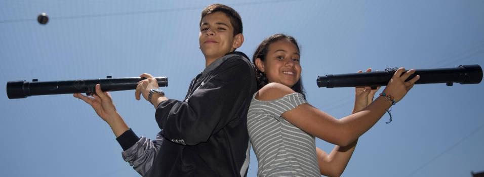 Ellos representarán a Envigado en las Olimpiadas de Astronomía en China