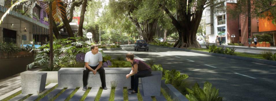 La avenida Jardín cambiará de cara