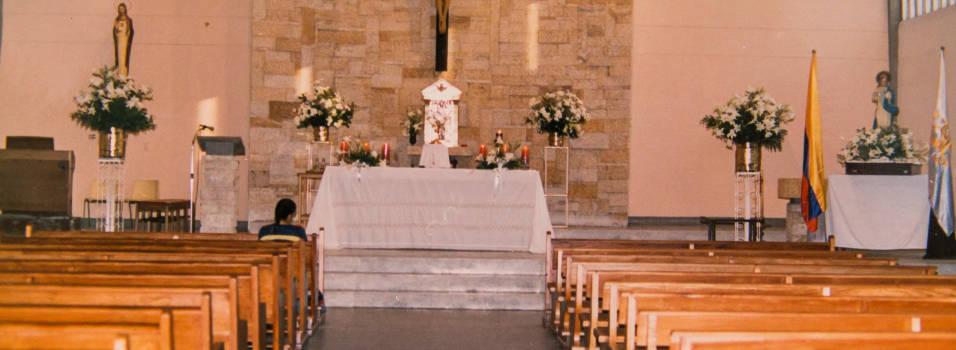 La parroquia Madre del Verbo Divino celebra sus 50 años