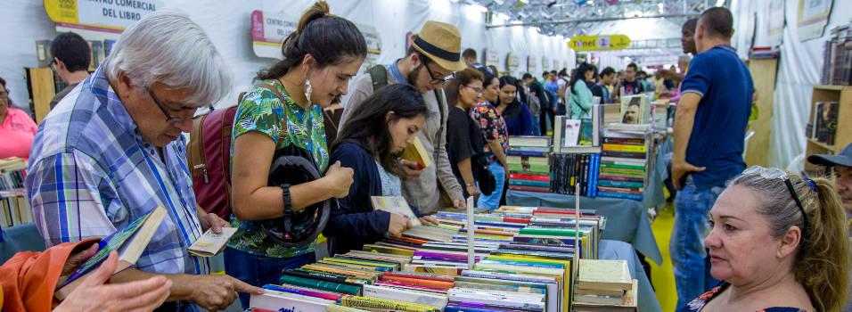 Los 5 imperdibles de la Fiesta del Libro de Medellín