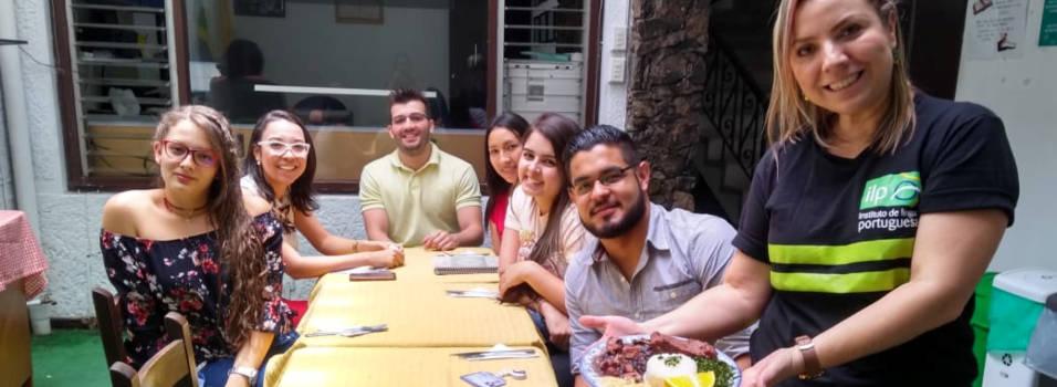 Un rinconcito brasileño en Belén