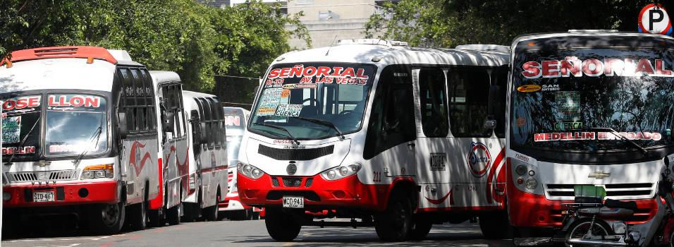 ¿Para dónde se fueron los buses tras el cierre de la terminal de El Dorado?