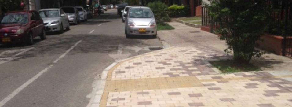 ¿Por qué estrecharon las calles en La Magnolia?