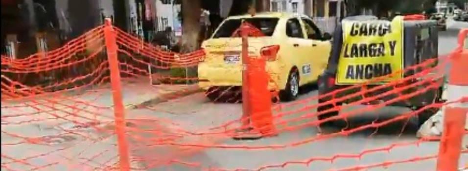 ¿Por qué volvieron a cerrar la calle en La Magnolia si ya habían terminado la obra?