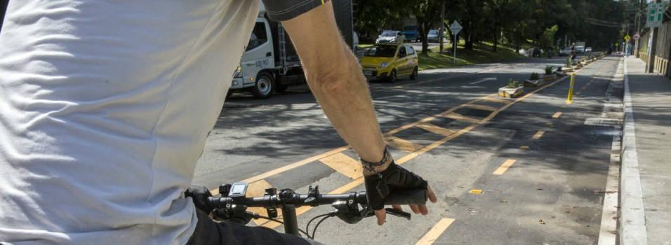 Así es la nueva ciclorruta de Ciudad del Río