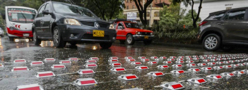 Así pretenden reducir la accidentalidad vial en El Poblado