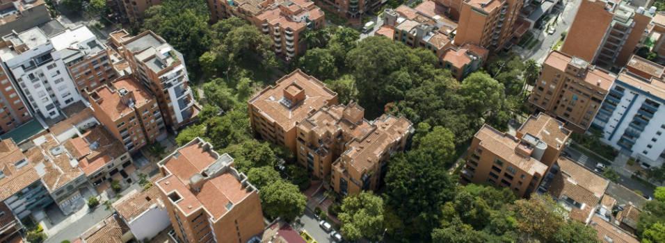 """Conquistadores no fue un barrio hecho para edificios"""