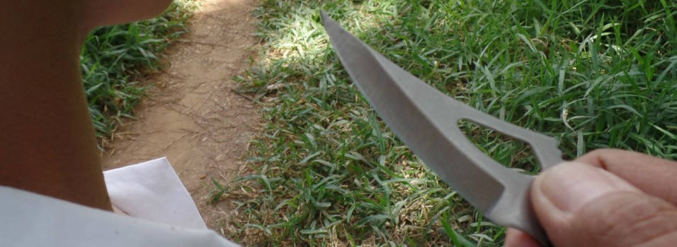 Deportista fue apuñalado en el cerro de Las Tres Cruces