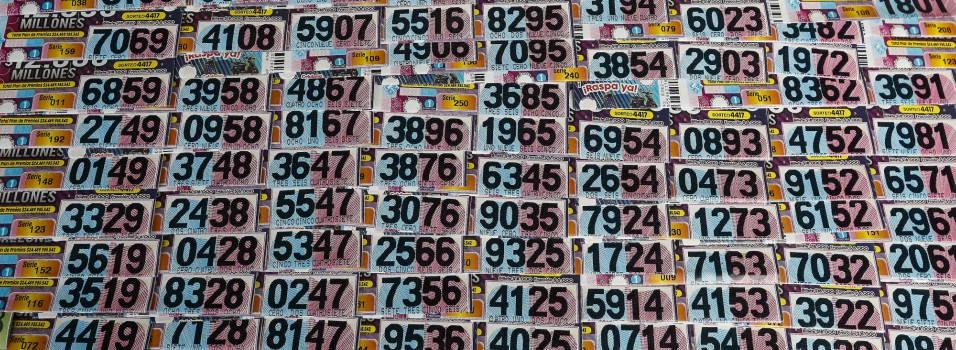El premio que no fue denuncian venta de billetes falsos de lotería
