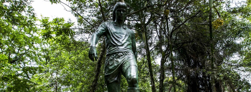En honor a ellos, en Belén se hace deporte