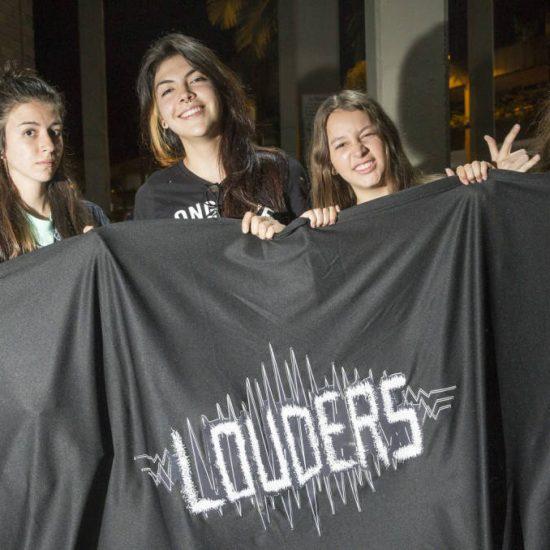 Louders, la fuerza femenina del rock local