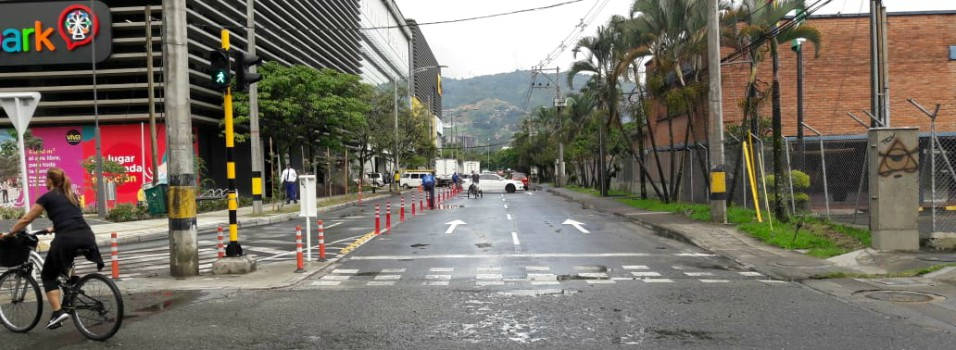 Ojo, cambios viales en los alrededores de Viva Envigado