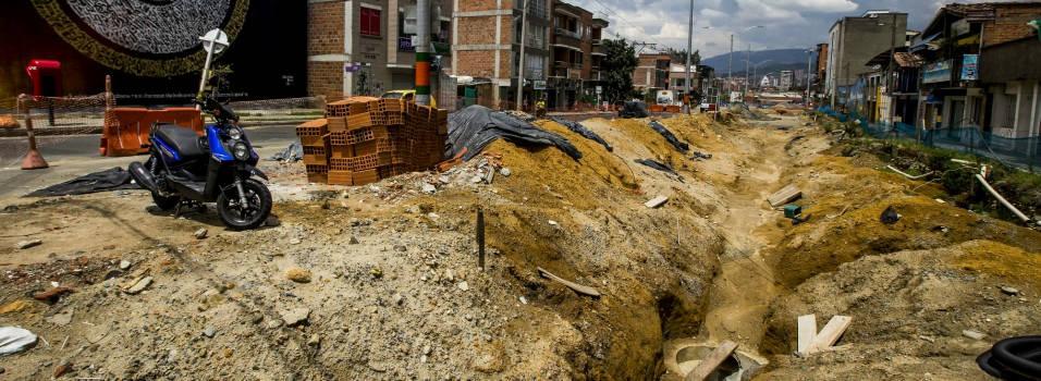 Para concluir obras del metroplús en Envigado buscarán nuevo contratista