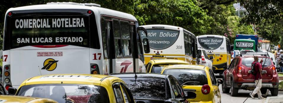 Transporte público 100 eléctrico en Medellín, ¿será posible?