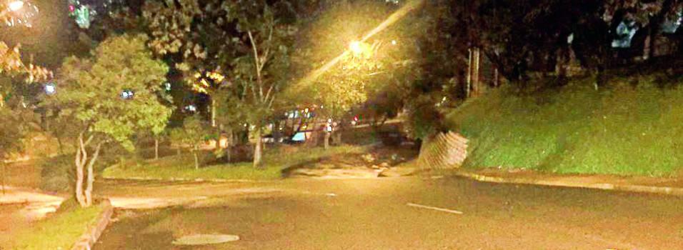 Vecina denuncia intento de robo en Los Bernal