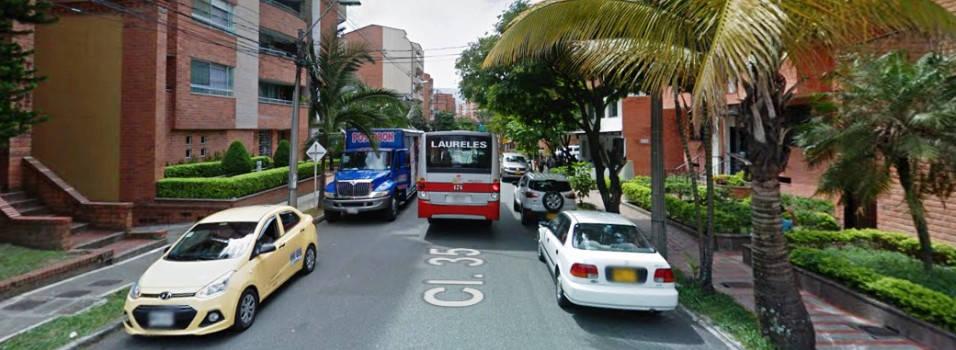 Vecinos denuncian problemas por falta de señalización en Laureles