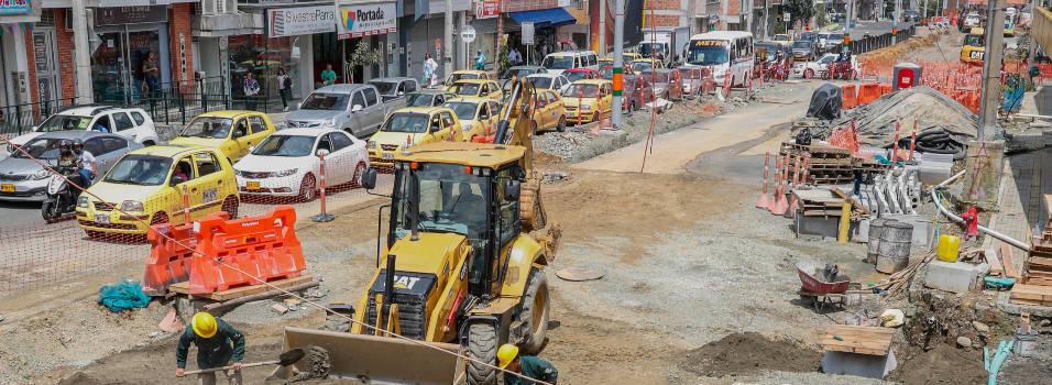 Antes de diciembre habría paso por el tramo 2A del metroplús en Envigado