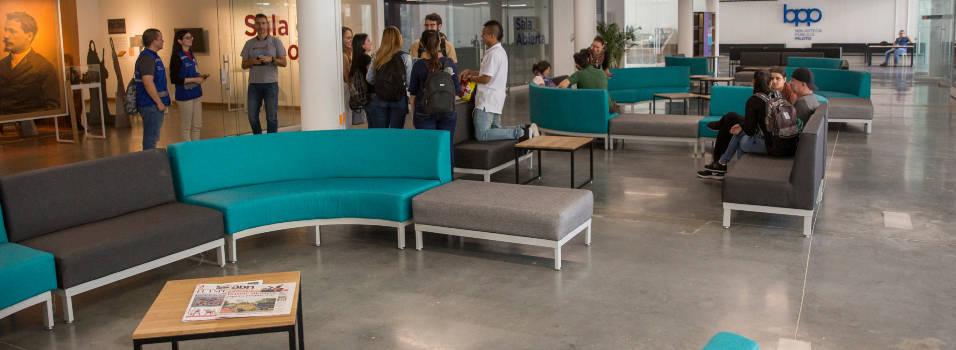 Biblioteca Pública Piloto abrió más espacios al público