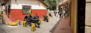 Esta calle peatonal de Belén sería de nuevo para carros