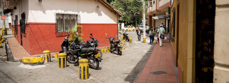 Este calle peatonal de Belén sería de nuevo para carros