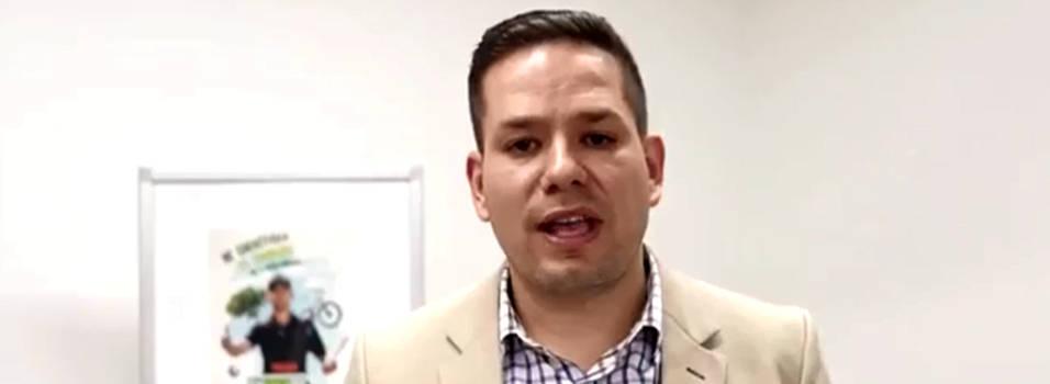 Este es el alcalde encargado de Envigado