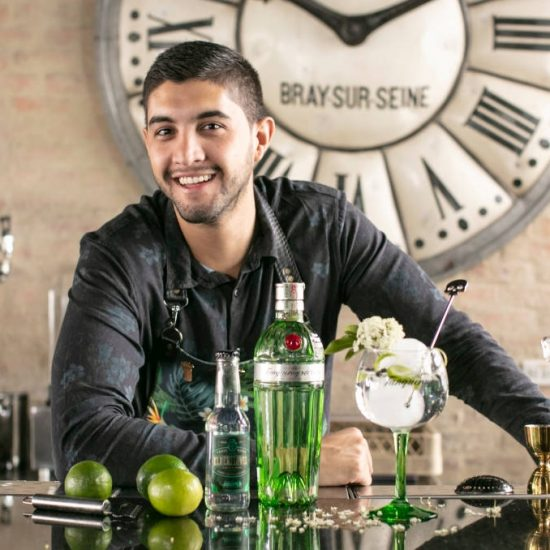 Juan David, entre los 10 mejores bartenders del mundo