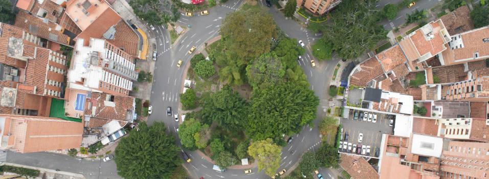 Vecinos del segundo parque de Laureles piden silencio