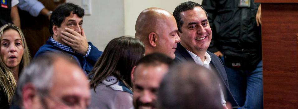 Así comenzó la defensa del alcalde de Envigado