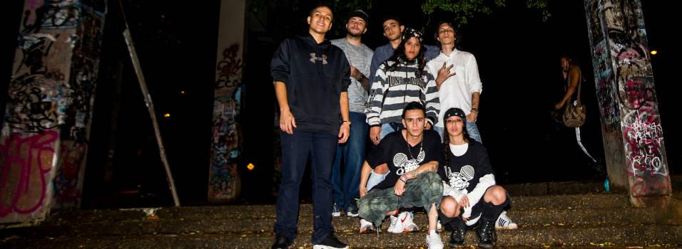 Villa Freestyle, la hermandad del rap en Belén