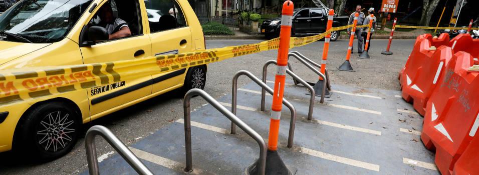 Biciparqueaderos en El Poblado, ¿en la mira de los ladrones?
