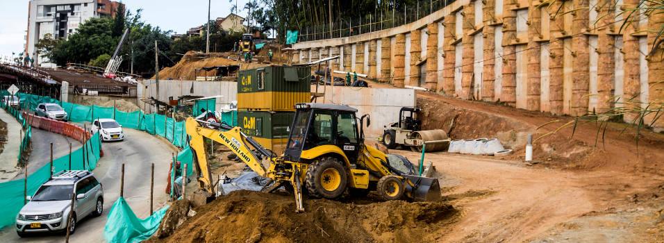 Puente del Esmeraldal estaría listo en marzo