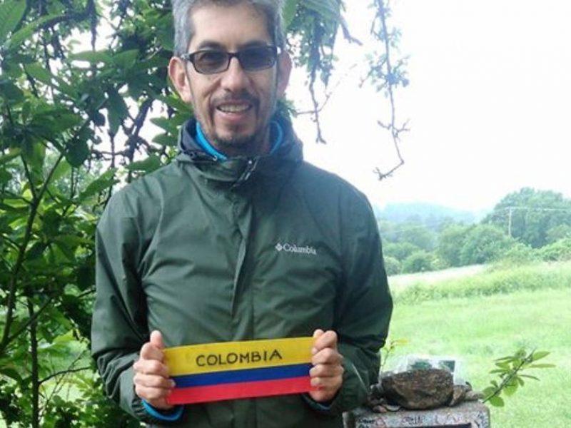 Vecino de El Poblado fue el peregrino 100.000 en el Camino de Santiago
