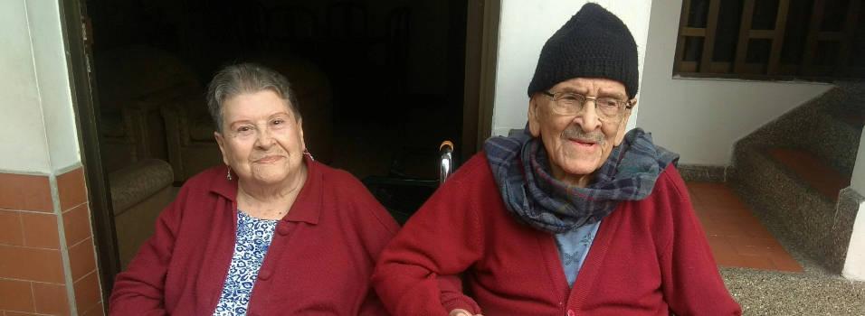 Vecinos de Envigado cumplieron 70 años de casados