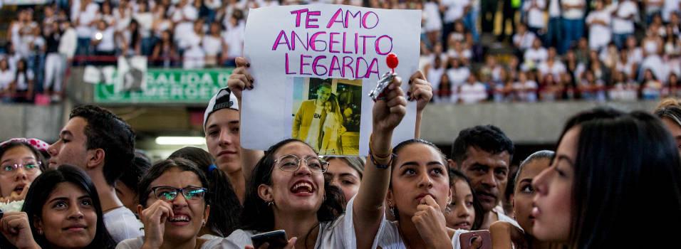FOTOS: Así fue el homenaje a Legarda