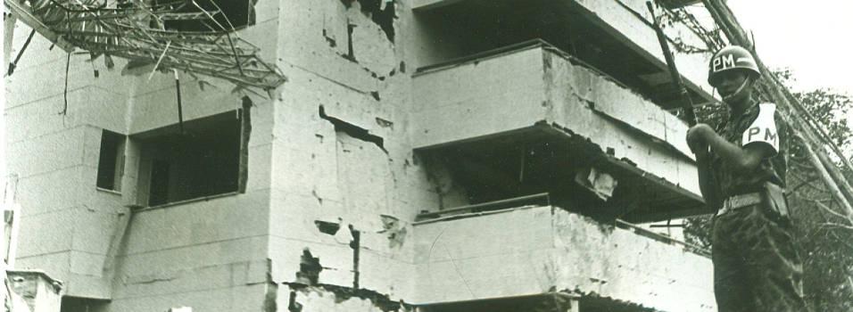 El Mónaco, un edificio marcado por la tragedia