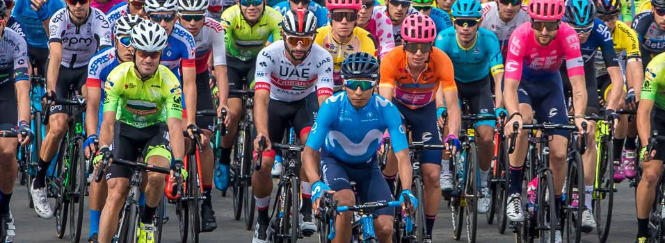 Los mejores del ciclismo pasarán por Envigado