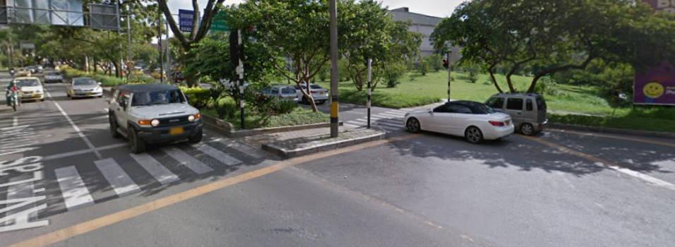Piden seguridad para peatones en este cruce de Las Vegas