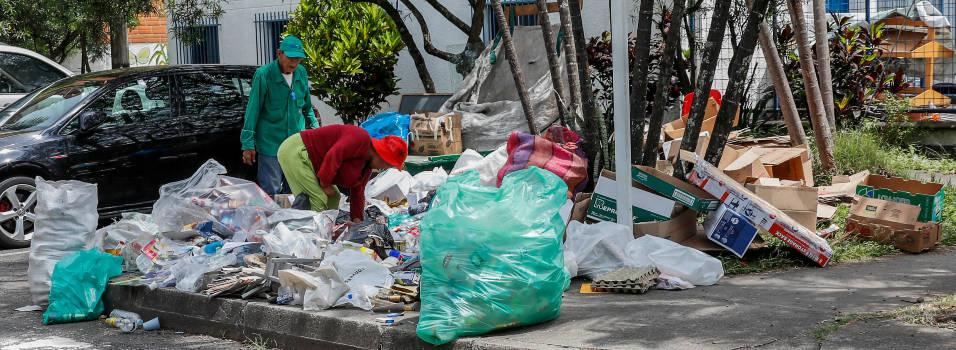 Seamos buenos anfitriones con los recicladores
