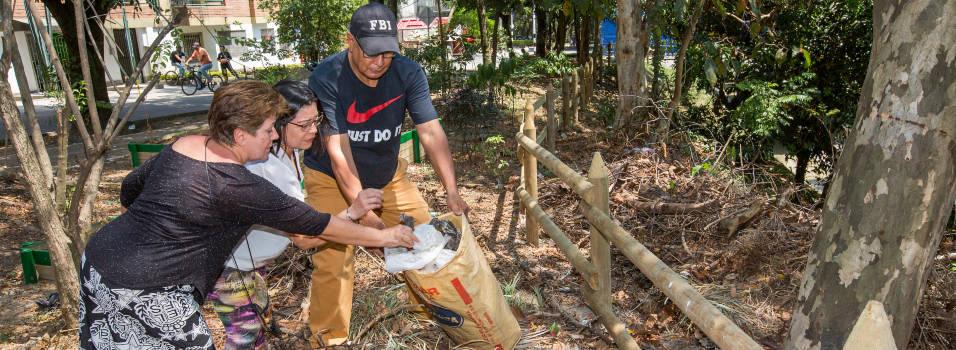 Vecinos crearon brigada de limpieza para la quebrada La Picacha