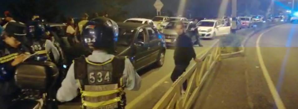 141 multas dejó operativo contra piques en Las Palmas