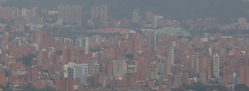 718 muertes por mala calidad del aire en Laureles
