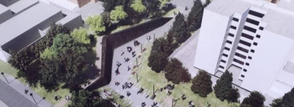 Así será el parque que construirán donde estaba el Mónaco