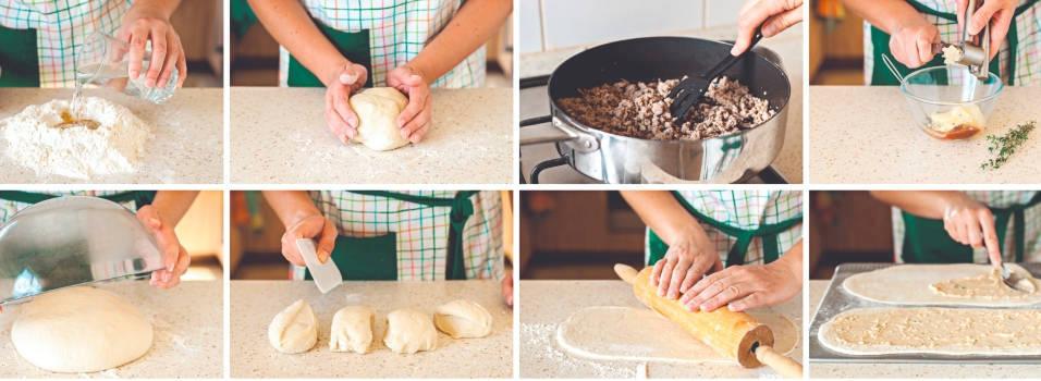 Prepare pizza en casa sin complicaciones