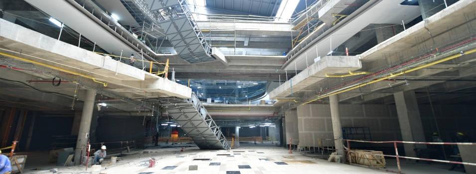 Centro comercial de la 70 estará listo a finales del año
