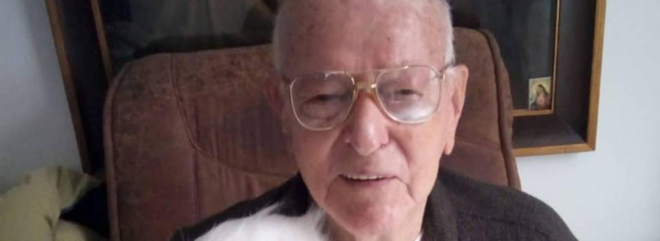 Vecino de San Marcos celebra sus 100 años