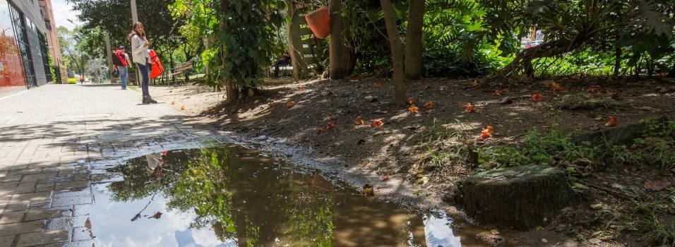 ¿Por qué la Alcaldía no arreglará el parque de Ciudad del Río?