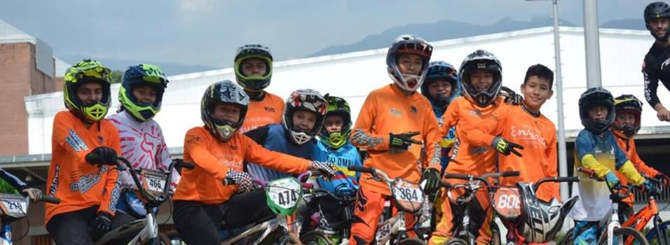 BMX Envigado sigue su racha como el mejor club