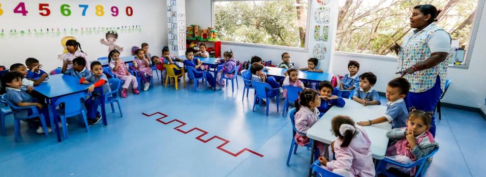 Chiquilandia, el jardín infantil para exalumnos y sus hijos